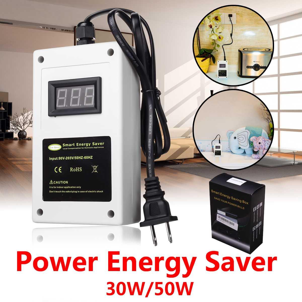 интеллектуальная энергосбережение энергосберегающие устройства Smart Power Factor Saver энергосберегающая коробка для экономии электроэнергии купить недорого в интернет магазине с доставкой сравнение цен характеристики фото
