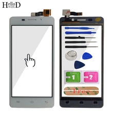 HelloWZXD 4.5'' Mobile Phone Touch Glass For Doogee DG280 Touch Screen Glass Digitizer Panel Lens Se