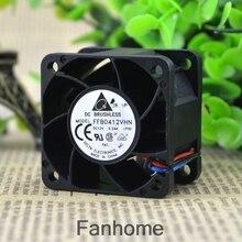 Für Taiwan Delta (DELTA) server fan FFB0412VHN 4028 12 V 0.24A geschwindigkeit version