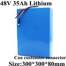 De 48v 35Ah 40Ah Li-Ion de la batería eléctrica tabla de surf jet de vida láminas efoil hydrofoil fliteboard 5000w motor de potencia + cargador