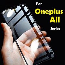 Pour Oneplus 6 film de protection décran en verre trempé one plus 5 t 6 t 5 7 t t5 t6 tremp onepus oneplus6 oneplus5t 9H