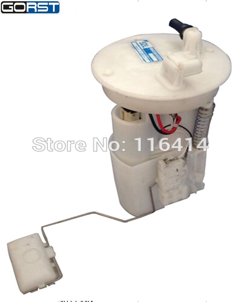 Montaje de bomba de combustible de alta calidad para NISSAN # 17040-JN00A