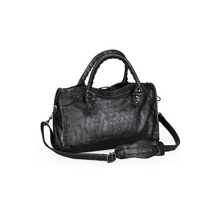 Luxury Handbags Women Bags Designer Soft Tassel Motorcycle Bag Ladies Chic PU Leather Stylish Crossbody Shoulder Bag