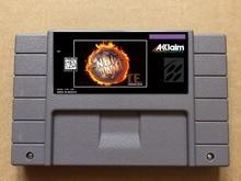 NBA Jam  T.E  USA- NTSC version  16 bit 46 pins video games !