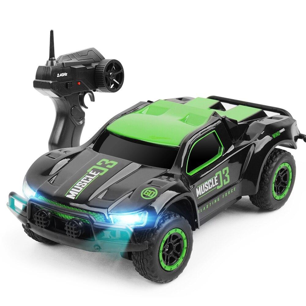 Мини радиоуправляемая машина 25 км/ч высокая скорость 1/43 автомобиль Радиоуправление ed машина Радиоуправляемый грузовик 4CH игрушки с дистанционным управлением для детей Подарки