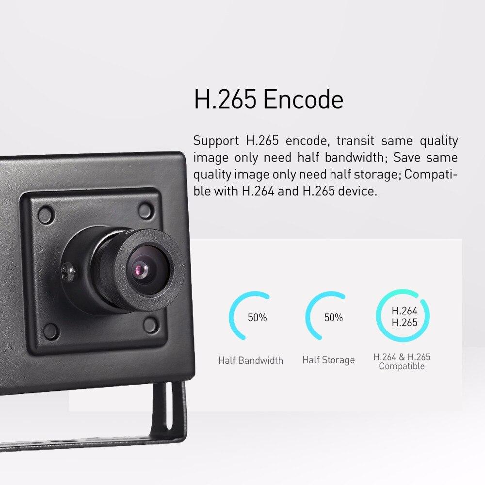 H 265 Hd 3mp Mini Type Ip Camera 1296p 1080p Indoor Metal Security Onvif P2p Ip Cctv System Video Surveillance Cam System Surveillance Cameras Aliexpress