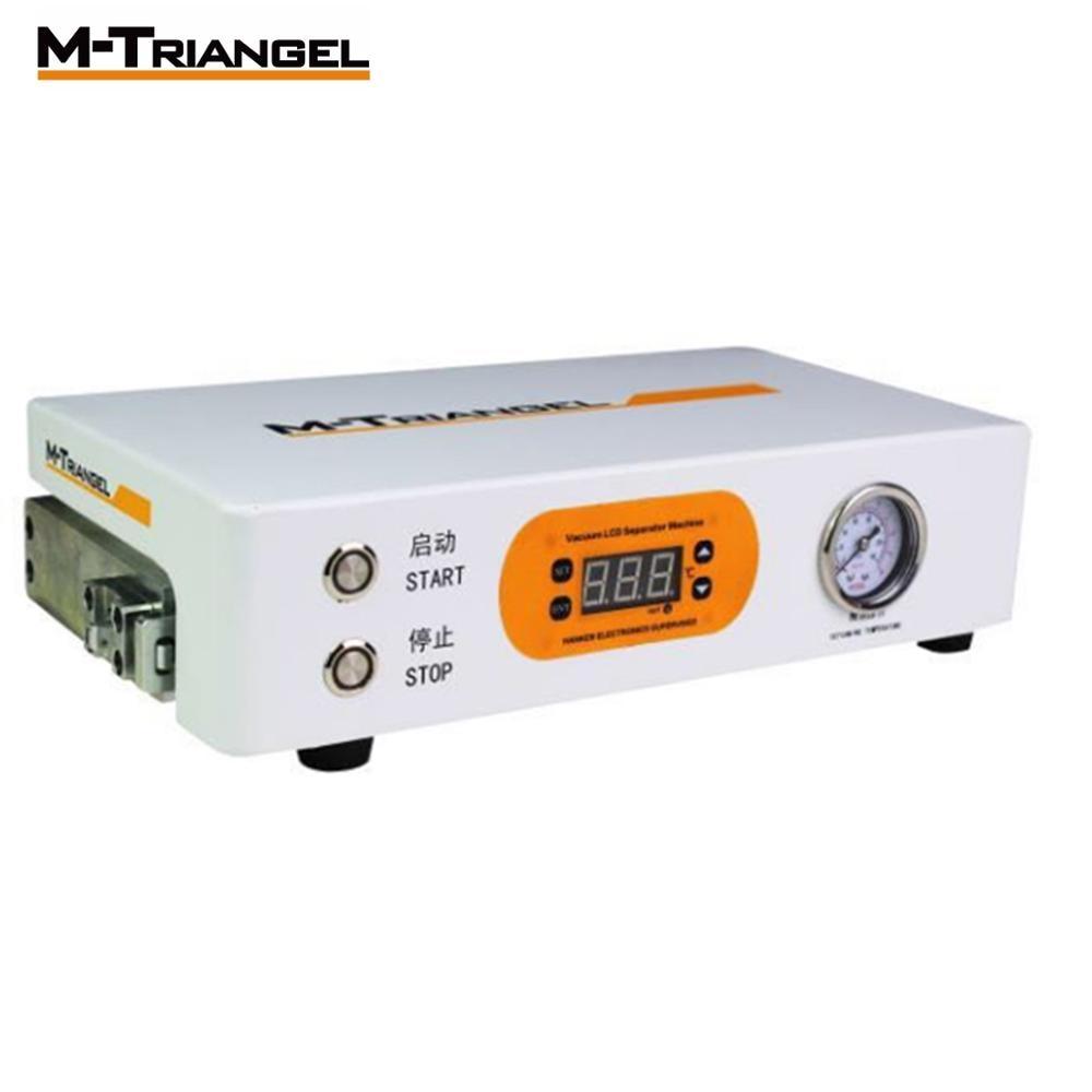 M-Triangel LCD Repair Machine Screen Machine for iphone Repair Power Tools Set Mini Autoclave Oca Bubble Remover Machine