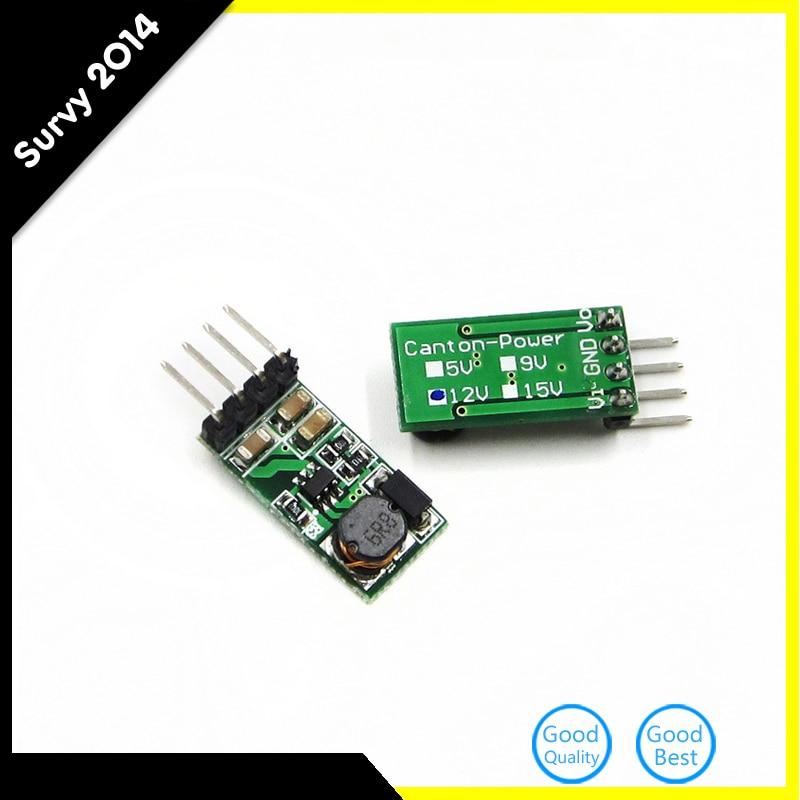 1 шт. DC 3,3 В 3,7 В 5 в 6 В до 12 В повышающий Повышающий Модуль источника питания макетная плата регулятор напряжения конвертер для Arduino