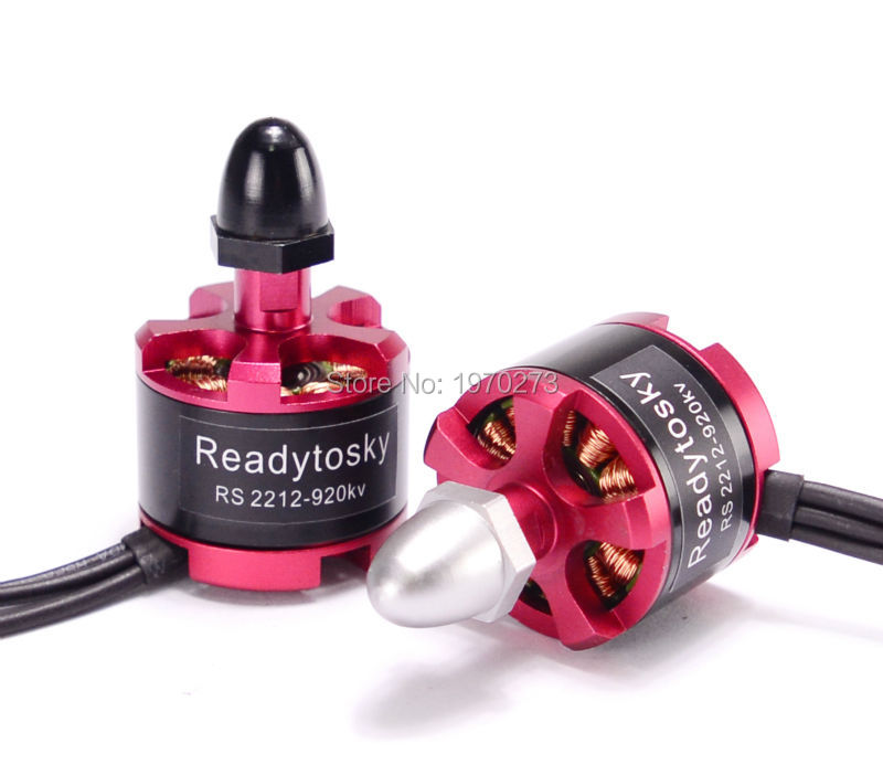Бесщеточный мотор для квадрокоптера 450 500 550 CW/CCW 2212 920KV