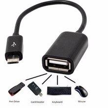 Voor Lenovo Yoga Tablet 3 2 8 en 10 Tablet Micro USB OTG voor Lenovo Tab 2 A10-70 A7-10 A8-50 A3500 A7600 OTG Host Adapter