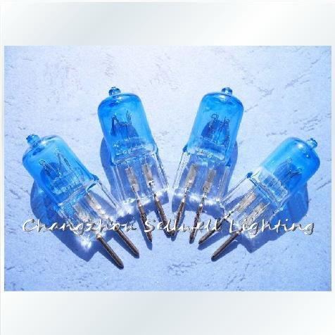 Good!jcd 220v 35w G5.3-plated Blue Cold (white) Long Life Crystal Halogen Light E029