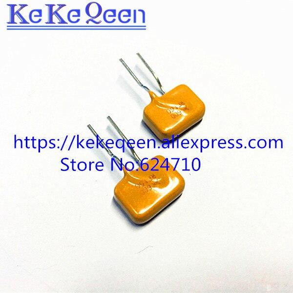 10 unids/lote la recuperación fusible PPTC TRF600-160 X600RF160 600 V 0.16A 160MA