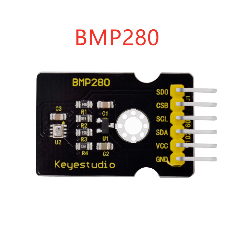 Keyestudio BMP280 5V Digital Barometric Pressure Altitude Sensor High Precision Atmospheric Module  For Arduino