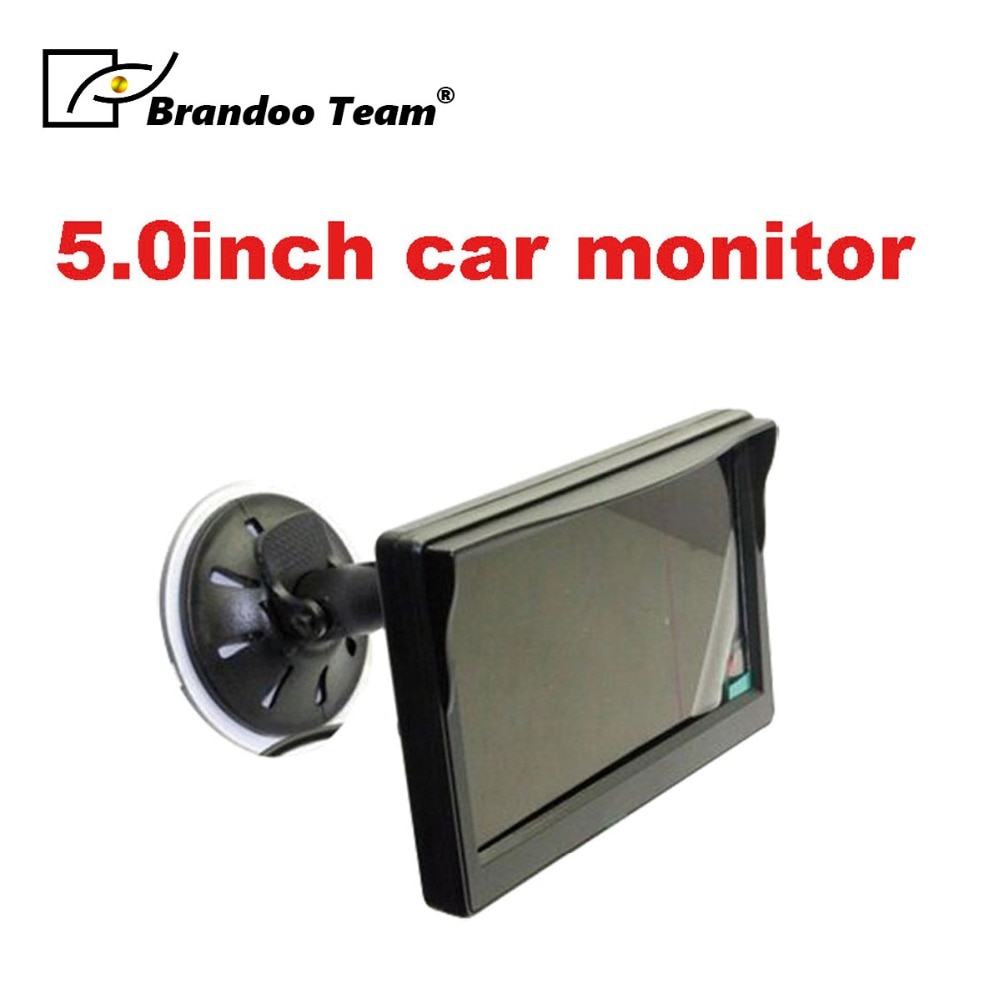 5 inch Car mointor with suction cup