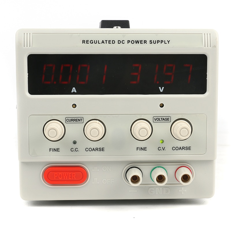 15V 30V 60V 5A 10A DC fuente de alimentación 0,01 V 0.01A redactar estación Digital ajustable laboratorio de conmutación fuente de alimentación 110 V/220 V