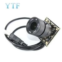 1Pcs 1080P High-Definition Speed Telephoto Lens 2 Million Pixels H264 Format Free Drive Camera Module