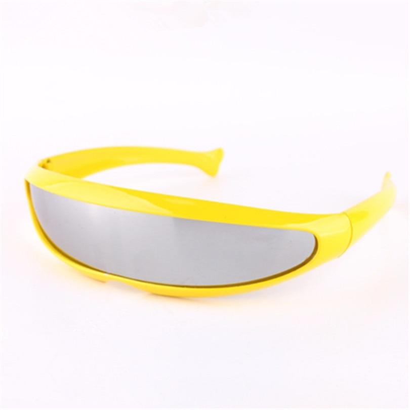 Gafas láser x-men con personalidad, Robots geniales, gafas de sol Xmen, hombres, mujeres, gafas de sol masculinas, femeninas, gafas de sol para conducir