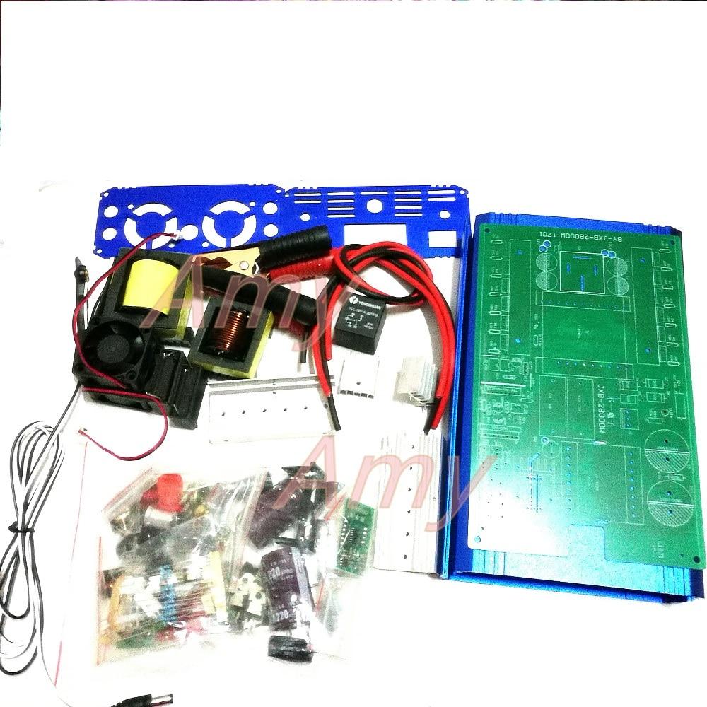 طقم عاكس الأنف الإلكتروني 12 فولت ، أجزاء عالية الطاقة من 8 أنابيب رئيسية 12 JXB28000WD