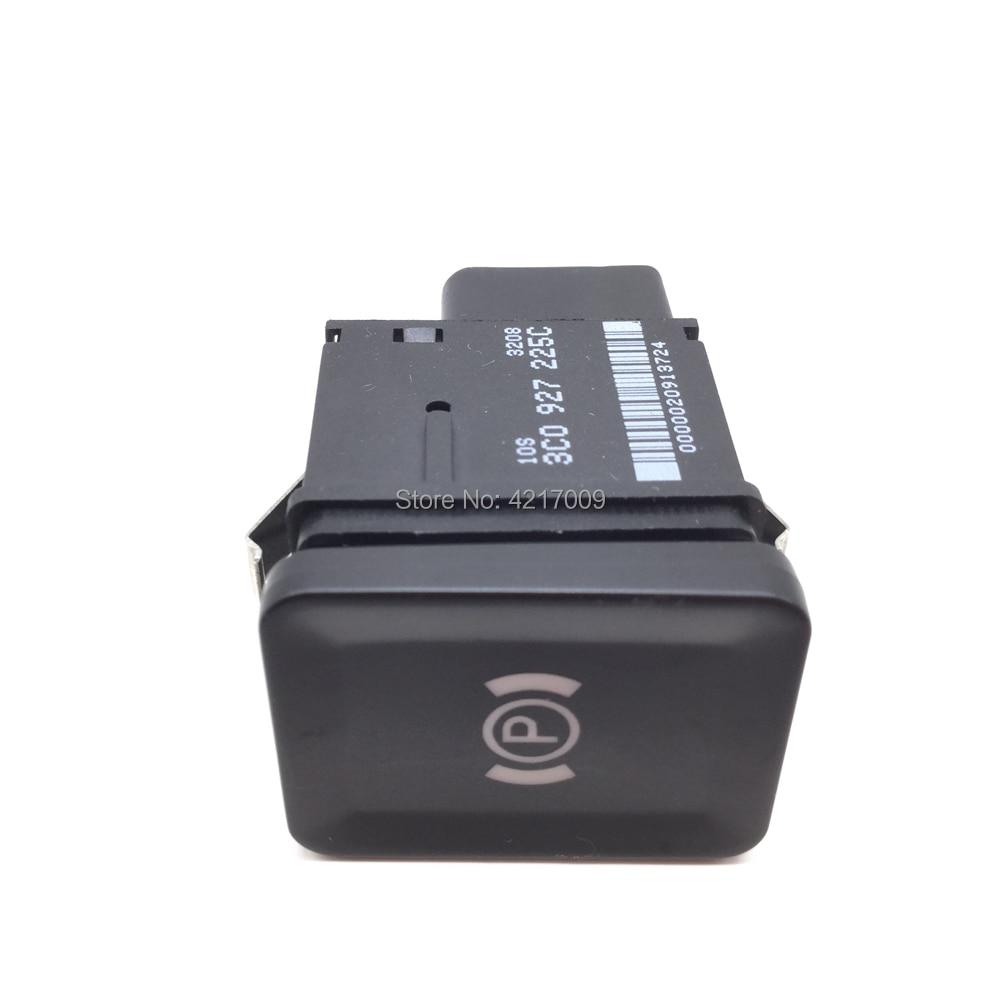 3C0927225C freno interruptor de botón de 3C0927225B para VW PASSAT B6 C6 3C2 3C5 Auto Piezas de Repuesto freno interruptor