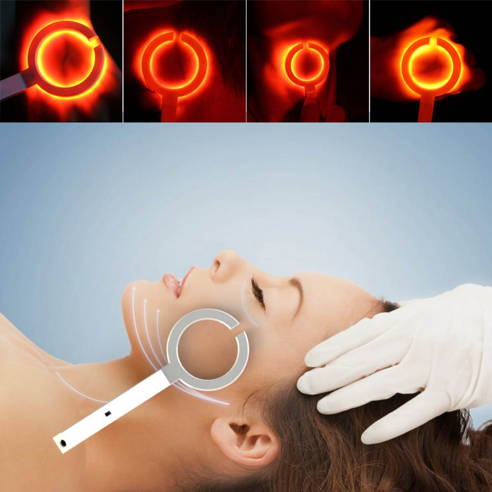 Alta imagen de bebé adulto infrarrojo Visor de venas vasculares IV transiluminador de venas LG66