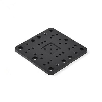 3D طابعة openbuilds الألومنيوم لوحة C-شعاع العملاقة كسلارغي T6x125x125 mm 1 قطعة