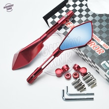 Étui pour Honda CBR600RR HORNET CB600F   TOMOK, rétroviseur latéral de Moto en aluminium en, accessoires pour Honda CBR600RR CBR900RR