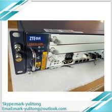ZTE C320 OLT GPON EPON Optical Line Terminal 2 * SMXA / A10  Support plate ETGH ETGO GTGO GTGH service