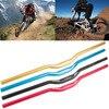 31,8x780mm MTB Mountainbike Fahrrad Aluminium Legierung Riser Lenker kostenloser versand