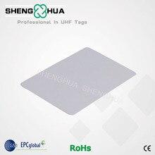 Carte RFID en PVC 50 pièces/paquet   Gestion dactifs 915MHz, carte autoroute collecte de péage électronique, carte RFID Passive 85*54mm