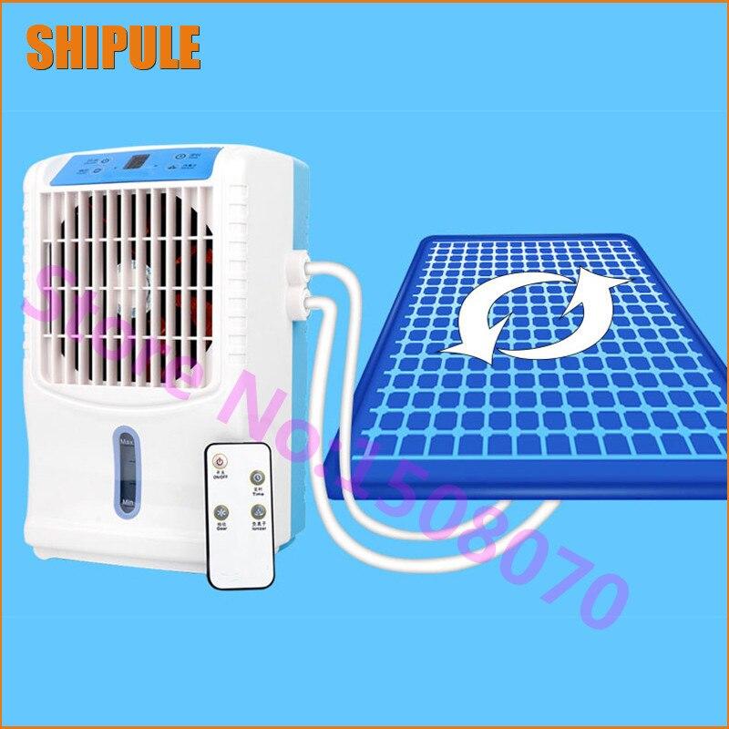 6w pequeno ventilador de ar condicionado de refrigeração colchão ar condicionado aquecimento e ventilador de refrigeração ar condicionado de água 1pc