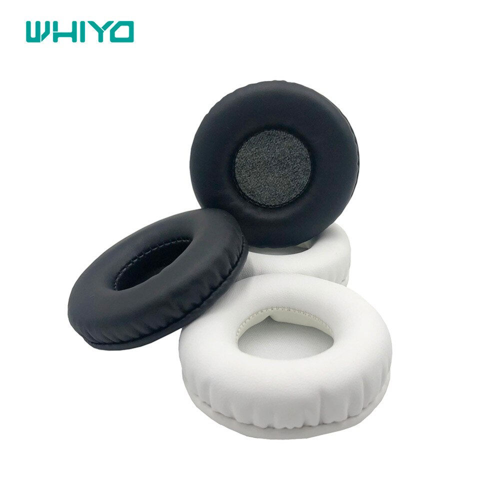 Whiyo 1 Pair of Ear Pads Cushion Cover Earpads Replacement for Creative Hitz MA2400 Headphones