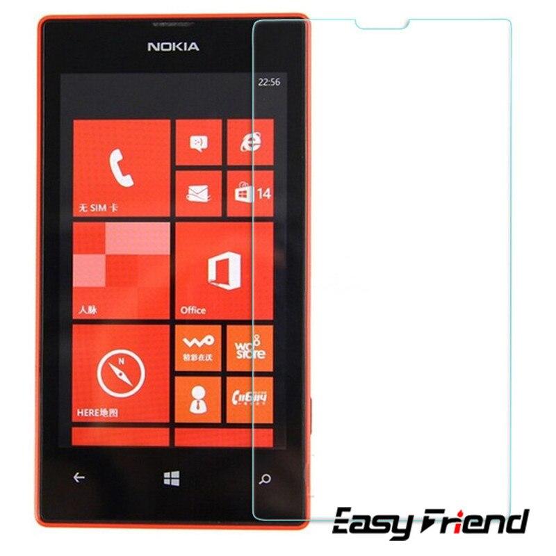 Para Nokia Lumia 520 525 526 Protector de pantalla 9H película protectora...