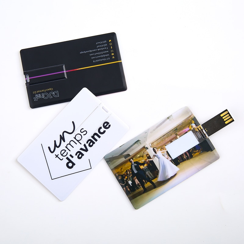 Card USB Flash Drive Pendrive External Memory Storage 4GB 8GB 16GB Pen Drive usb 2.0 customized for gift (10pcs can print logo )