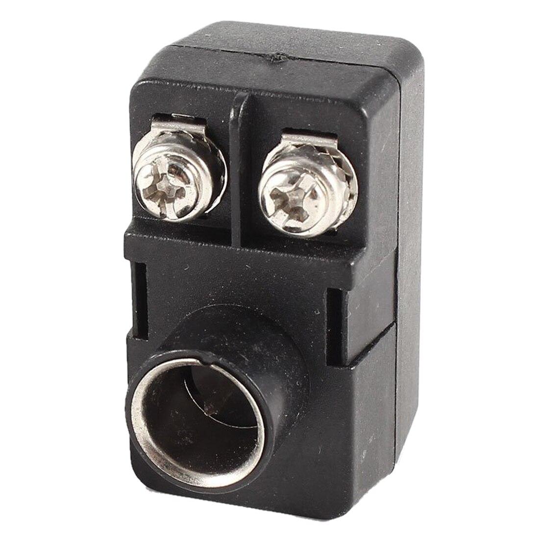 Совершенно новый 2 x Push-On антенна соответствующий трансформатор 300/75 Ом ТВ F коаксиальный адаптер