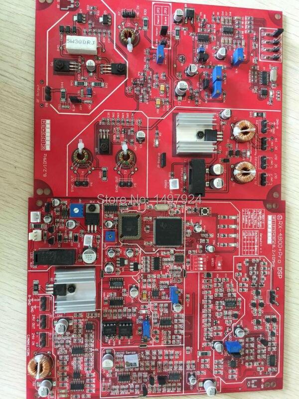 Высокочувствительная электронная плата EAS RF 8,2 МГц с DSP технологией RX + TX для антенны eas или системы eas