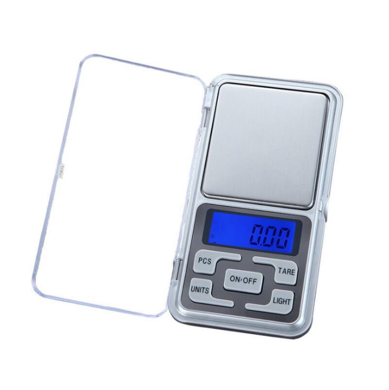 1 كيلوجرام 1000 جرام 0.1 جرام المحمولة الرقمية الالكترونية الجيب مجوهرات الذهب الفضة مقياس الدقة الترجيح القياسية الوزن LX4149