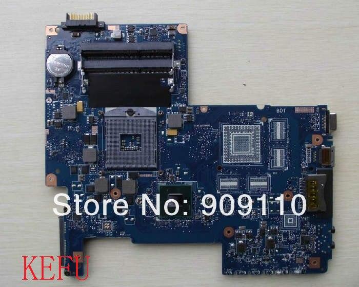 Yourui Sell 100% work H000033480 placa base Latop para Toshiba Satellite C670 C675 69N0Y4M14B01-01 placa principal totalmente funciona