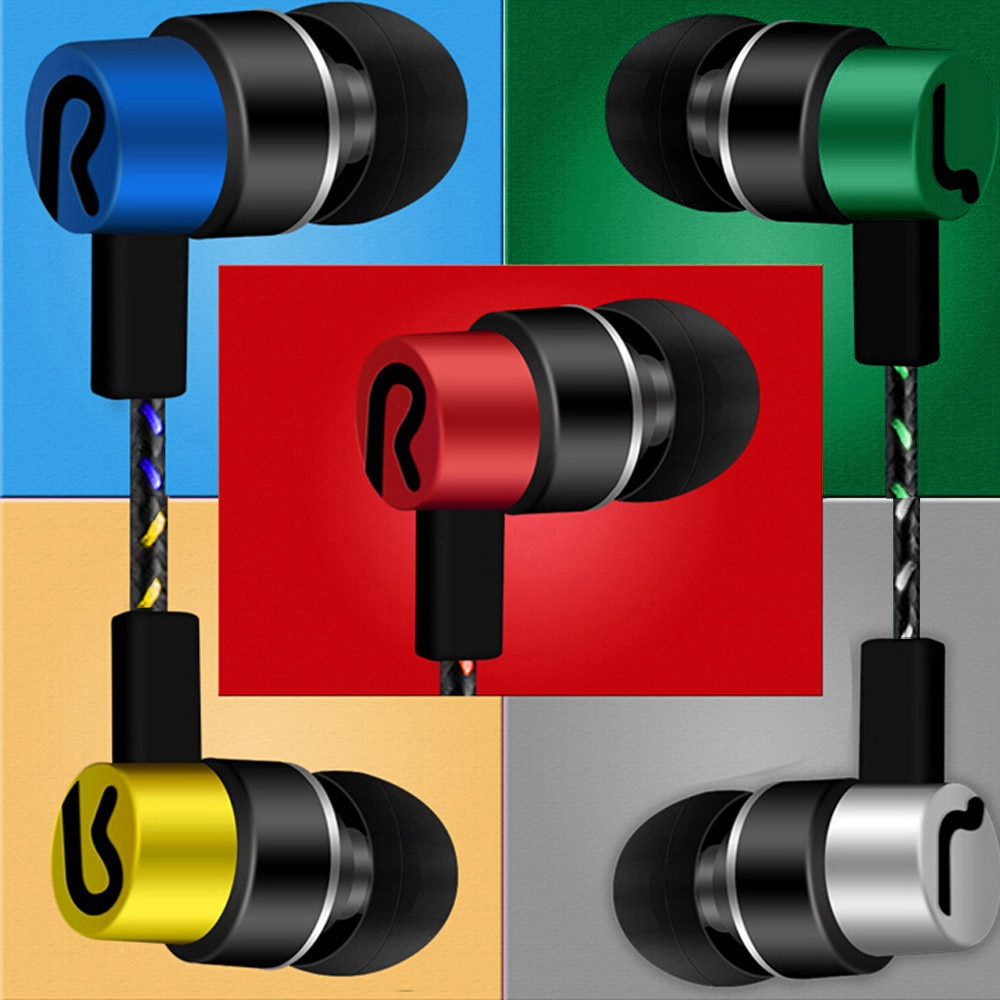 Nuevo auricular estéreo Universal de 3,5mm para teléfono móvil Jan24, envío directo para Xiaomi, para iPhone, Auriculares # Y10