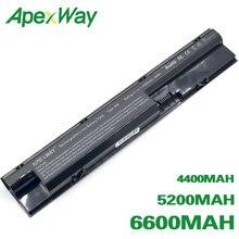 ApexWay 배터리 HP ProBook 440 445 450 455 470 G0 G1 시리즈 HSTNN-UB4J HSTNN-W92C HSTNN-W93C HSTNN-W94C HSTNN-W95C HSTNN-W96C