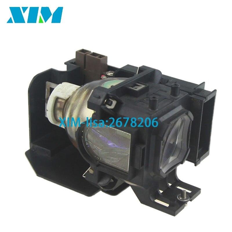Nueva lámpara de proyector de repuesto VT80LP con carcasa para NEC VT48 VT48 + VT48G VT49 VT49 + VT49G VT57 VT57G VT58BE VT58 VT59