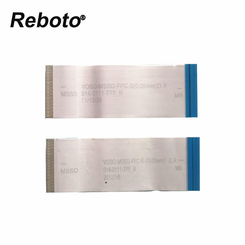 Reboto 15,6 дюйма для Sony серия VPCSE гибкий кабель MB к MSSD либо VOBO-MSSD-FFC-S 014-0111-775_B 100% проверенная Быстрая доставка