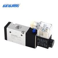 3v310 10 solenoid valve electromagnetic reversing valve for pneumatic components 220v 24v ac dc 12v 24v 36v 380v