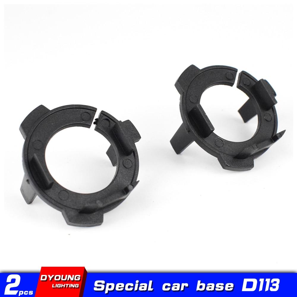 Levou-Adaptador H7 Led para Volkswagen, Lamando, LAVIDA, nuevo Touran, Tiguan, accesorios excelentes,...