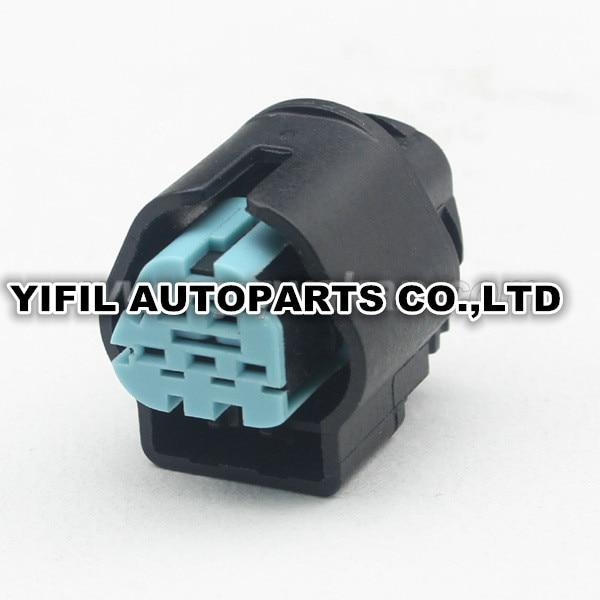 10 pçs/lote 5 Pin/Way Conector Do Sensor De Injetar Bomba De Combustível Elétrica Automotiva Plug Para Bosch Honda Accord Odyssey CRV 1 928 405 159
