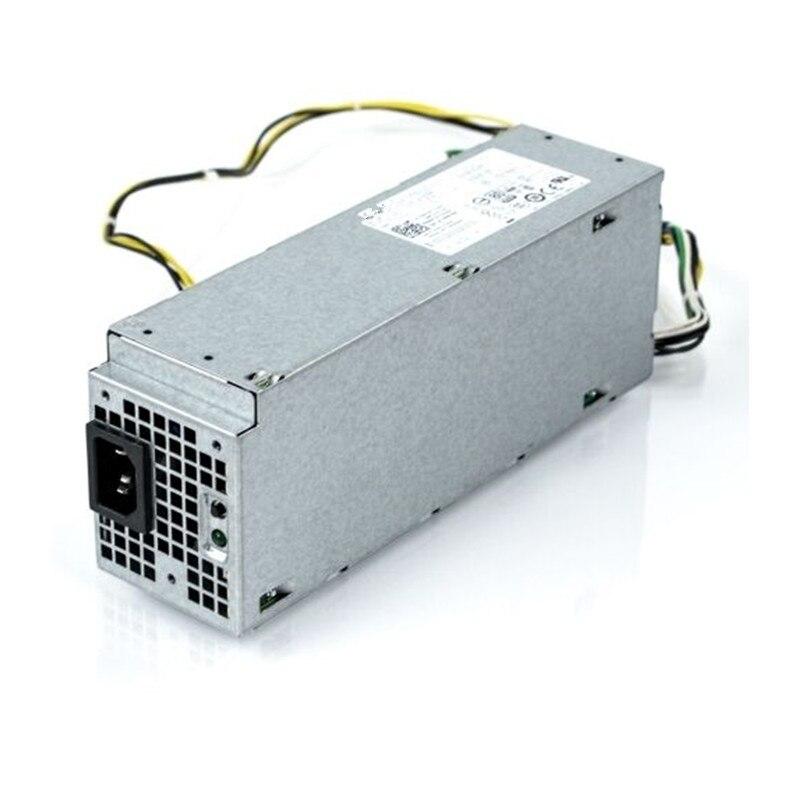 180w psu para servidor 3040 5040 7040 3650 3656 sff L180AS-00 PS-3181-1DF H180ES-00 180w fonte de alimentação 5xv5k rwmny 9xd51 8pin + 4pin