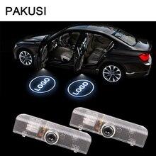 PAKUSI voiture porte bienvenue lumière pour Infiniti QX56 2004-2010 JX35 2013-2014 QX60 2014 accessoires projecteur LED courtoisie la