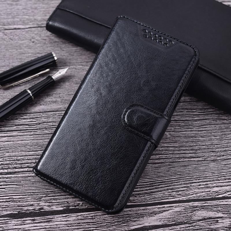 Wallet Leather Case For Homtom HT7 HT17 HT27 HT37 HT30 HT16 Pro HT26 HT50 HT70 S12 S16 S8 Plus Luxury Flip Phone Cover