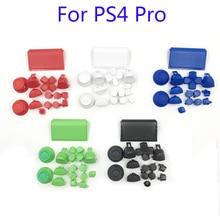 5 jeux pour Play Station Dualshock 4 PS4 Pro manette JDM-040 JDS 040 R2 L2 R1 L1 boutons de déclenchement