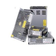 DC 12 V Transformateur Alimentation Éclairage Conducteur pour Adaptateur secteur ampoules LED 220 V 2A 3A 6.5A 10A 15A 25A 30A 40A 50A