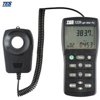 TES-1339 Digital Light Meter Luminous Light Flux Meter